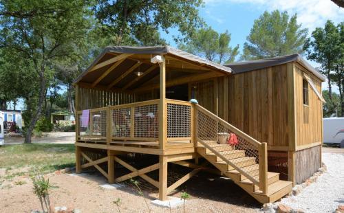 Cabane Lodge en Provence