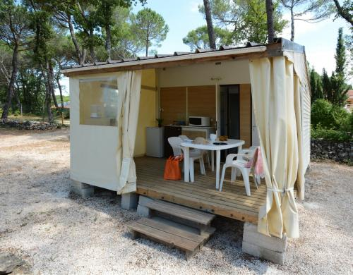 Mobil home pour petits budgets