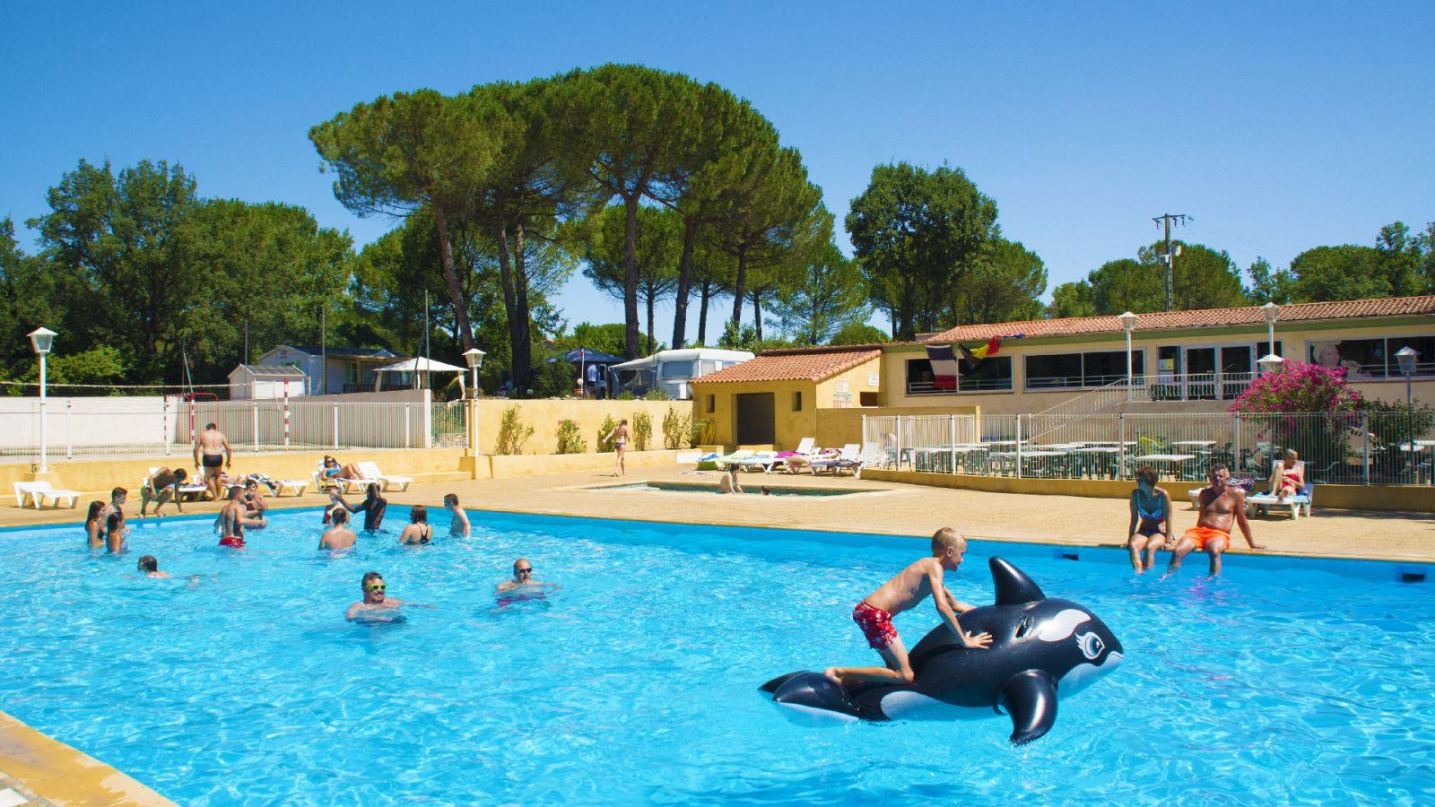 Camping 3 étoiles en Provence pour vos vacances dans le Sud